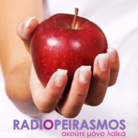 Logo of radio station RadioPeirasmos