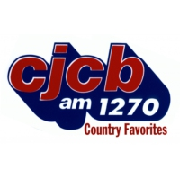 Logo of radio station CJCB