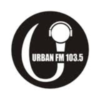 Logo of radio station Urban fm 103.5