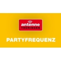 Logo of radio station Antenne Thüringen Partyfrequenz