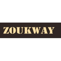 Logo of radio station ZOUKWAY