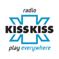 Logo of radio station Radio Kiss Kiss