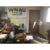 Logo de la radio WNAU 1470