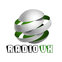 Logo of radio station RADIO VX