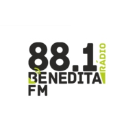 Logo of radio station Rádio Benedita FM