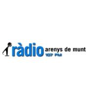 Logo of radio station Ràdio Arenys de Munt