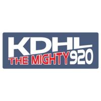 Logo of radio station KDHL AM 920