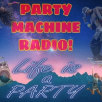 Logo de la radio DJ BOBBI THA PARTY MACHINE