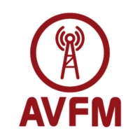 Logo of radio station Rádio AVfm