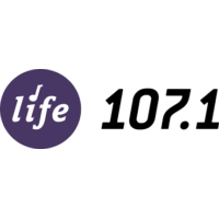 Logo of radio station KNWI LIFE 107.1