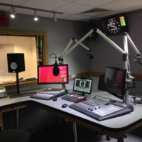 Logo of radio station Muir FM