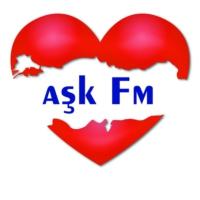 Logo de la radio Aşk Fm