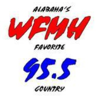 Logo of radio station WFMH Big 95.5