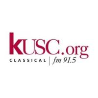 Logo of radio station Classical KUSC