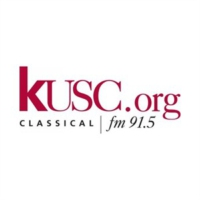 Logo of radio station Classical KUSC
