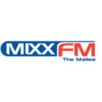 Logo de la radio Mixx FM Swan Hill 107.7