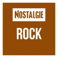 Logo of radio station Nostalgie Rock