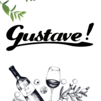 Logo of radio station Gustave ! Radio