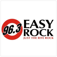 Logo of radio station 96.3 Easy Rock