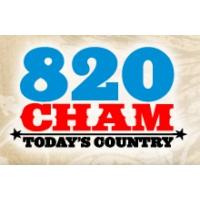 Logo de la radio 820 CHAM