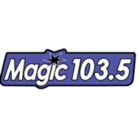 Logo of radio station CKRC-FM Magic 103