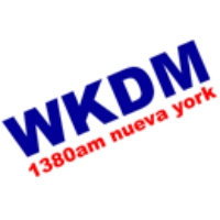 Logo of radio station WKDM New York 1380