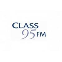 Logo of radio station Class 95 FM