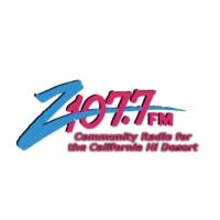 Logo of radio station KCDZ Z107.7