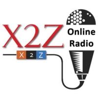 Logo of radio station X2Z Radio