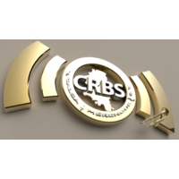 Logo of radio station CRBS Salsa & Merengue