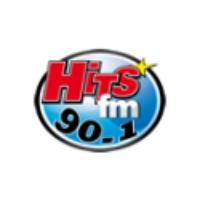 Logo of radio station HITS FM 90.1