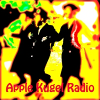 Logo of radio station Apple Kugel Radio
