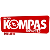 Logo of radio station Radio Kompas