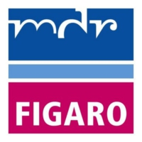 Logo of radio station MDR Figaro