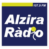 Logo of radio station Alzira Ràdio 107.9 FM