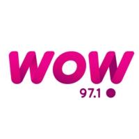 Logo of radio station WOW 97.1