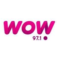 Logo of radio station WOW 97.1
