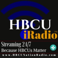 Logo of radio station HBCUiRadio