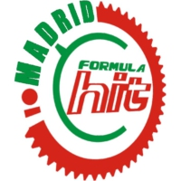 Logo of radio station Formula Hit Madrid
