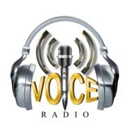 Logo of radio station KBCNthevoice