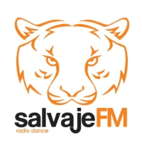 Logo of radio station Salvaje FM