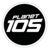 Logo of radio station Planet 105