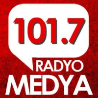 Logo of radio station Radyo Medya