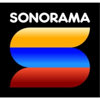 Logo of radio station Sonorama FM