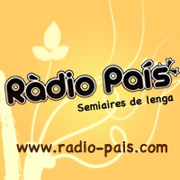 Logo of radio station RADIO PAIS