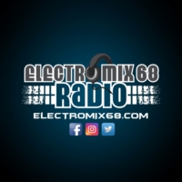 Logo of radio station ElectroMix68