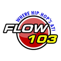 Logo of radio station Flow 103
