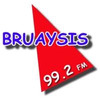 Logo of radio station BRUAYSIS