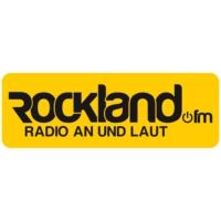 Logo de la radio Rockland.FM