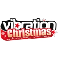 Logo de la radio Vibration - Christmas